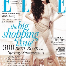 Elle Magazine - Mar 2011