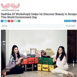 Indian Women Blog - 5th June 2018